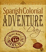 Spanish Colonial Day graphic